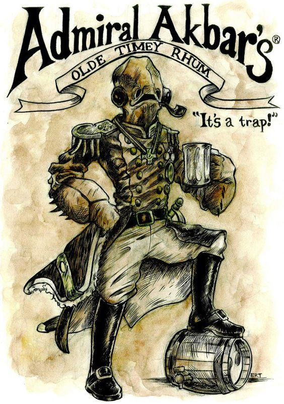 admiral ackbar rum